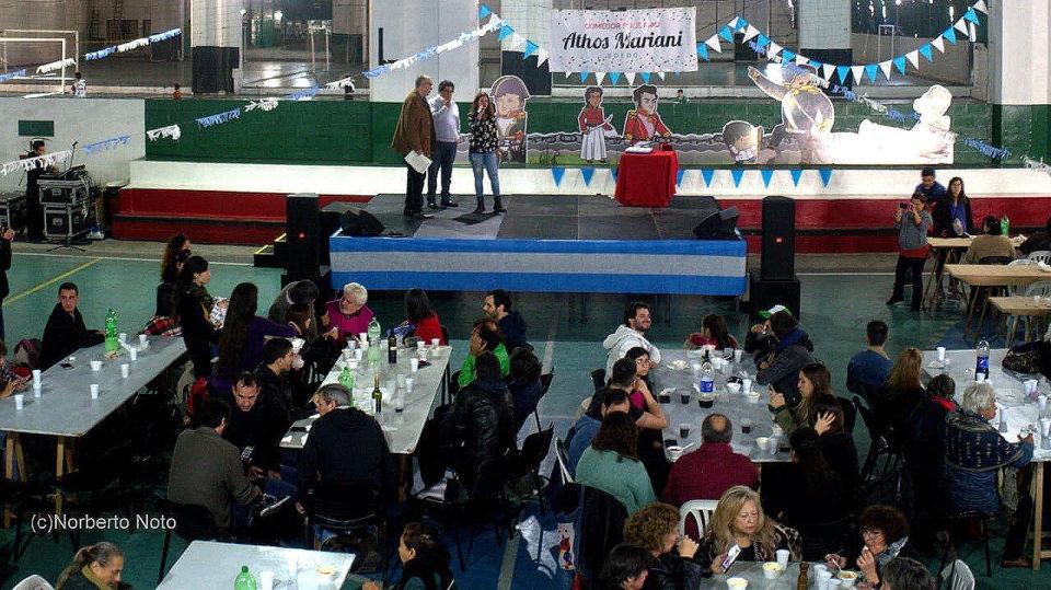 Comedor Athos Marini: un ejemplo vivo de solidaridad boedense