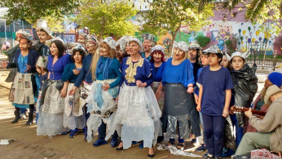 Grupo Callejero y Comunitario Boedo Antiguo y  17 años de sueños